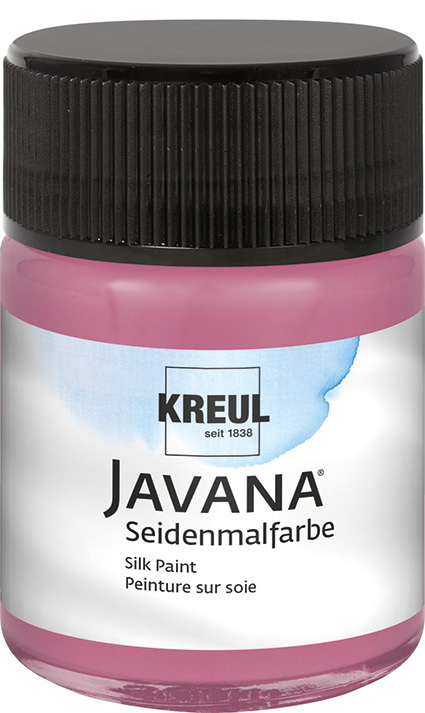 JAVANA Seidenmalfarbe Bordeaux 50ml