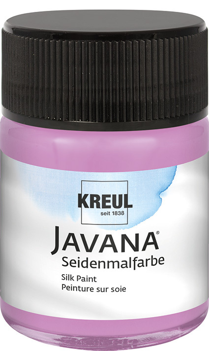 JAVANA Seidenmalfarbe Flieder 50ml