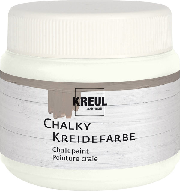 Kreidefarbe - White Cotton 150ml